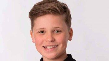 Conmoción por muerte de Jack Burns, actor de la serie Outlander: tenía 14 años