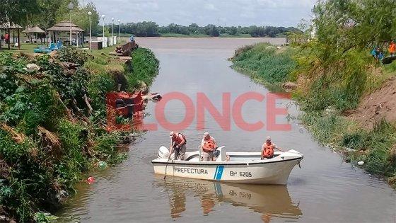 Búsqueda de Fiorella: Amplían zona de rastrillaje hasta desembocadura del arroyo