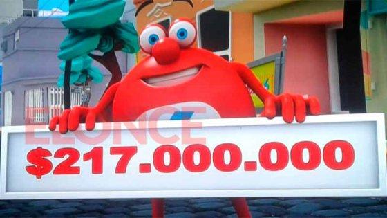 Quini 6: Un ganador de más de $6 millones y $217 millones en juego el miércoles