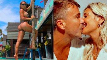 Sol Pérez enamoradísima: Confirmó que apostó a la convivencia con su novio