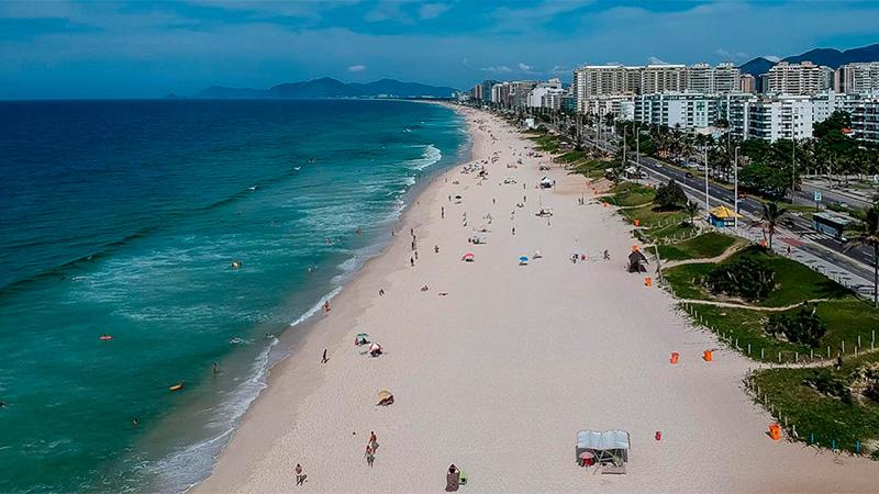 Un joven argentino murió ahogado en una playa de Brasil