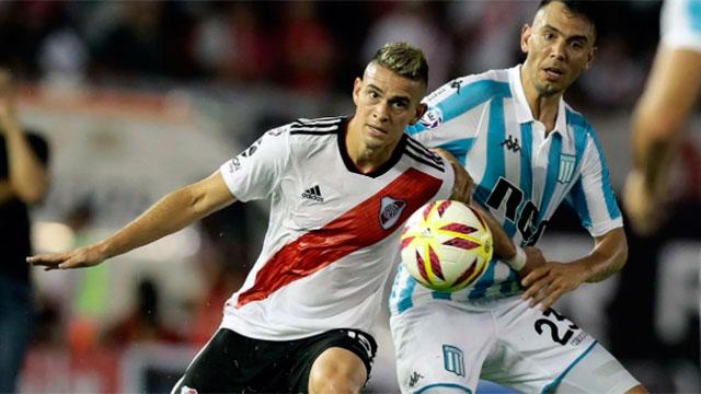 River y Racing se cruzarán en la final por la Supercopa Argentina
