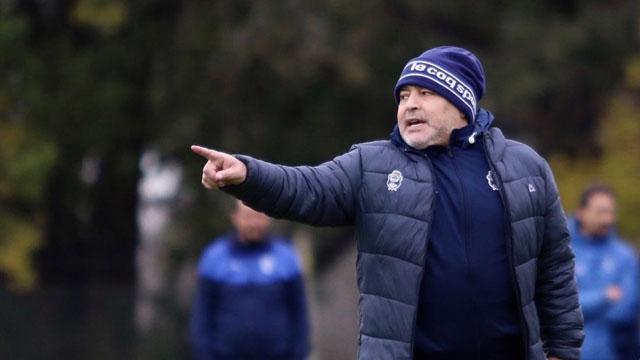 Elecciones en Boca: Diego Maradona volvió a destrozar a Riquelme y su lista