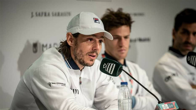 El Once en Madrid: la palabra del equipo argentino tras el triunfo ante Chile en la Copa Davis