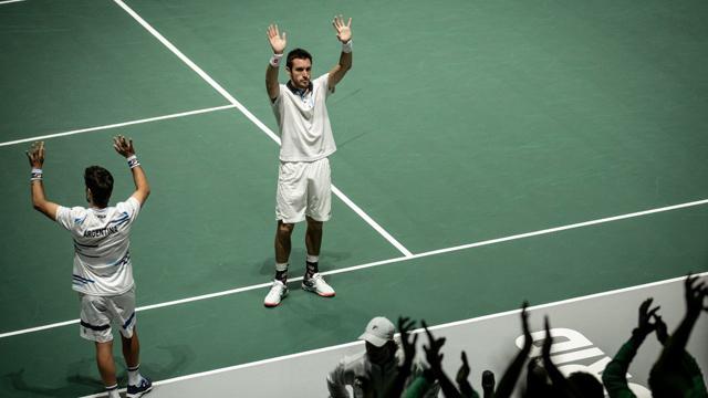 Argentina se clasificó a Cuartos de Final de la Copa Davis y ya tiene rival