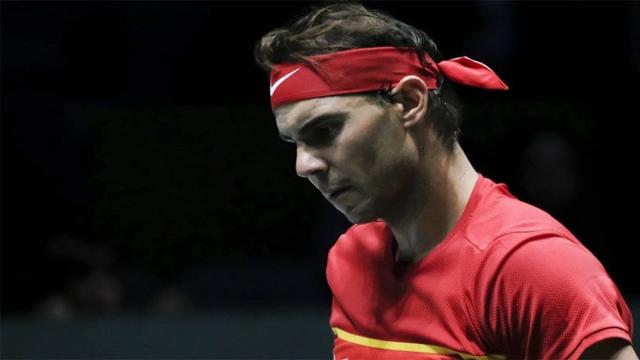 Rafael Nadal derrotó a Diego Schwartzman e igualó la Serie de la Copa Davis