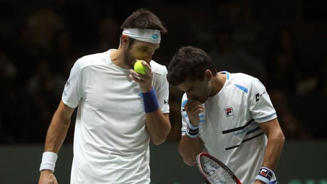 Copa Davis: Argentina batalló en el dobles pero cayó ante España y quedó eliminada