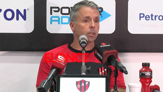 Álvarez y el debut en Patronato: