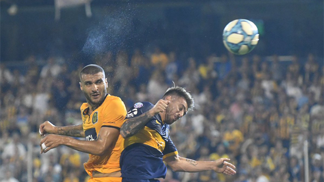 Boca pierde por 1 a 0 frente a Rosario Central, gracias al tanto de Ribas, ex Patronato